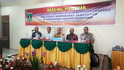 Dialog Politik Tingkatkan Pemahaman Demokrasi Masyarakat
