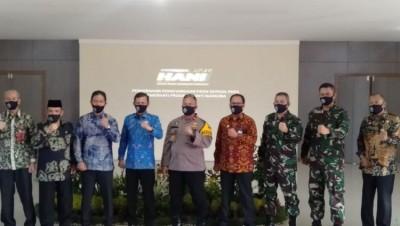 HANI 2020, Wapres Pimpin Seremoni Secara Virtual