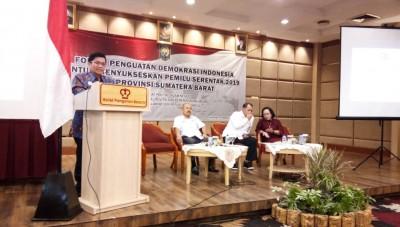 Kemendagri Gelar Forum Penguatan Demokrasi Indonesia