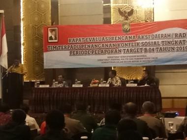 Rapat Evaluasi Penanganan Konflik Sosial Digelar di Sumbar, Gubernur Tekankan Pentingnya Deteksi Dini