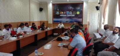 Danlantamal II Padang : Dorong Potensi Sumberdaya di Mentawai